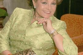La familia de Carmen Sevilla desmiente un empeoramiento de su estado de salud