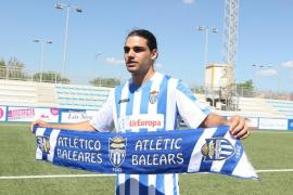 Rubén Jurado: «Me ilusiona la posibilidad de volver al Atlético Baleares»