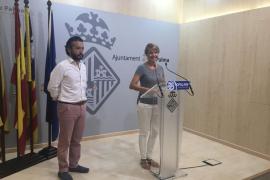Durán asegura que el gobierno de Hila y Noguera en Palma ha sido «el peor de la historia»