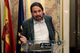 Iglesias agradece a Puigdemont que «no haya habido DUI» y pide a Rajoy diálogo