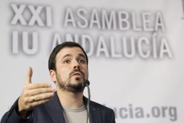 Garzón (IU): «Hay esperanza para el diálogo y las soluciones dialogadas»