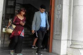 Molina y Parrón declaran por injurias al presidente de los padres separados