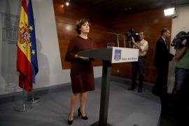 Rajoy convoca para este miércoles una reunión extraordinaria del Consejo de Ministros por la crisis catalana