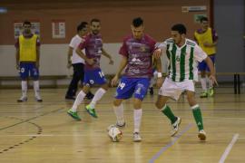El Palma Futsal supera con nota el debut copero