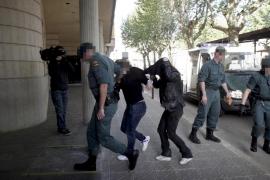Pasan a disposición judicial en Inca diez de los detenidos en el marco de la 'operación Buitre'