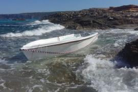Interceptada una nueva patera en Cabrera con 17 personas a bordo