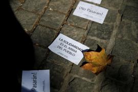 Anarquistas a favor de la independencia de Cataluña irrumpen en la embajada española en Atenas