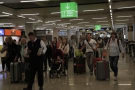 El Aeropuerto de Palma registra un 6,9% más de pasajeros en septiembre