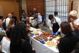 La ATB promociona la gastronomía y a los cocineros de Baleares con una muestra para prensa italiana