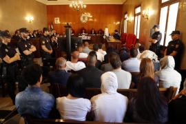 La Audiencia Provincial fija para febrero la primera sesión del juicio a 38 procesados por narcotráfico