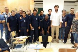 Noguera subraya que la fundación Patronat Obrer es un espacio «de integración»