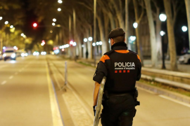 Los Mossos informan al TSJC que las fuerzas policiales del Estado cargaron sin informarles