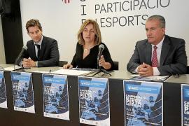 El Campeonato de España de ciclismo en pista Loterías se presenta en Palma