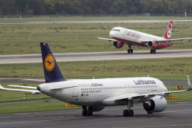Lufthansa va a adquirir la mayor parte de Air Berlin