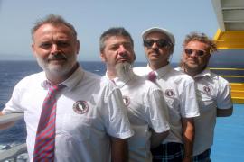 El repertorio delirante de Los Toreros Muertos encabeza el X Aniversario de Shamrock Palma