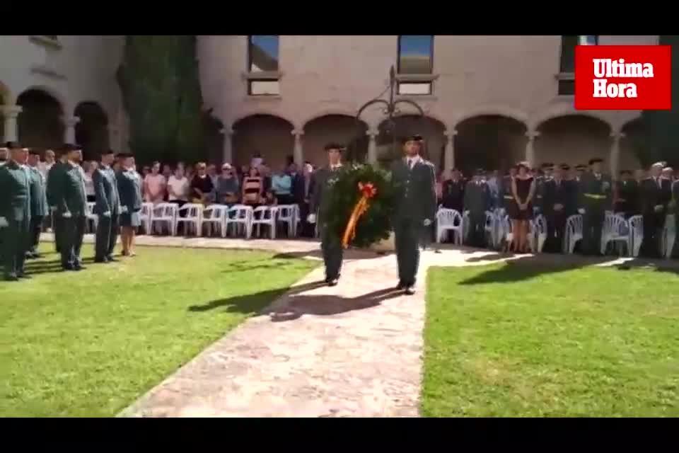 La Guardia Civil celebra el día de su Patrona en Inca