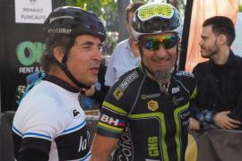 Primera jornada de la Vuelta Cicloturista a Ibiza Campagnolo 2017