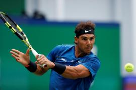 Nadal pasa a semifinales de Shanghai tras brillar ante un potente Dimitrov