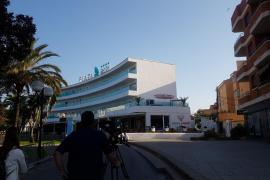 Un incendio en la cocina de un hotel en Santa Ponça deja 3 heridos leves y 30 desalojados