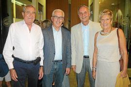 Presentación del libro ' Memòria 75 anys d'Educaciò a les Illes Balears'