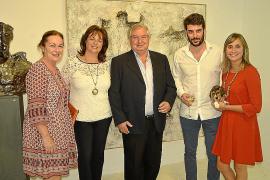 Ernesto Rodríguez presenta su obra en la galería Marimón