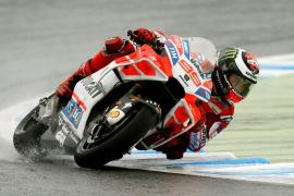 Lorenzo asegura que es «muy competitivo»
