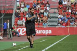 Vicente Moreno: «El equipo está con ganas de seguir sumando victorias»