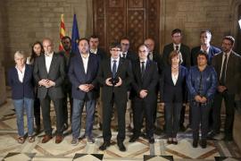 Todos los consellers apoyaron suspender la declaración de independencia salvo Ponsatí