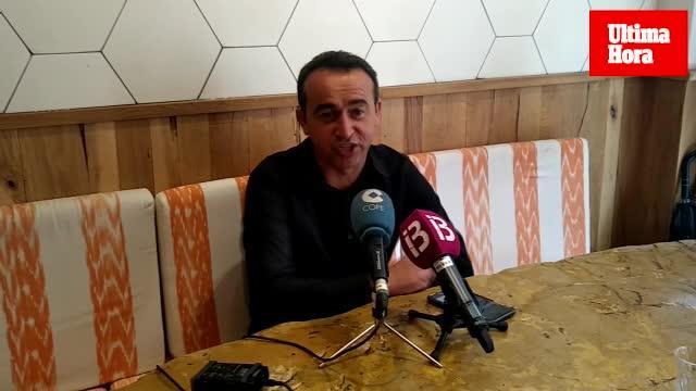 De la Morena: «En cuanto ganemos dos partidos seguidos todas las críticas cambiarán»