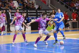 Goleada del Palma Futsal para alargar la racha triunfal