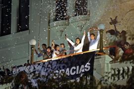 Kuczynski y Fujimori mantienen la disputa por el segundo lugar en las elecciones de Perú