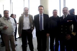 El Govern presenta el nuevo puerto de Son Blanc de Ciutadella