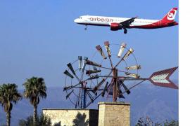 Air Berlin despide a todos sus empleados de Palma
