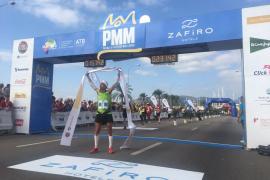 Rosaura Casado y Tòfol Castanyer se imponen en el Palma Marathon Mallorca