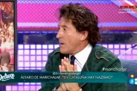 Jorge Javier expulsa a Álvaro de Marichalar del Sábado Deluxe