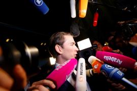 El conservador Sebastian Kurz gana las elecciones en Austria, según los sondeos