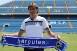 Gustavo Siviero, destituido en el Hércules