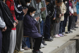Un seísmo de 7,1 grados sacude de nuevo el noreste de Japón