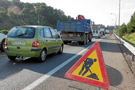 Los trabajadores que mantienen las autovías, sin plus por peligrosidad