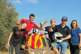 Moll logra su tercer nacional de Car Cross