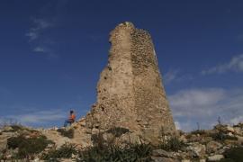 ARCA y GEFB piden una «consolidación urgente» de la torre de defensa de Son Jaumell