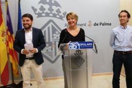 Durán tilda de «sectario» que Cort destine 283.000 euros a dinamización lingüística