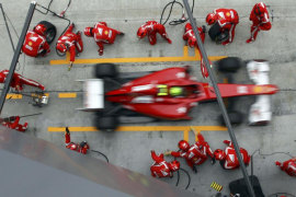 Ferrari acelera el desarrollo del 150o Italia