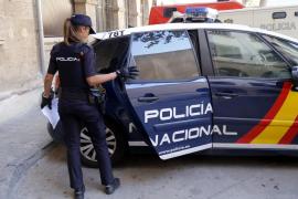 Detenida una pareja en Palma por malos tratos continuados sobre las dos hijas menores de la mujer