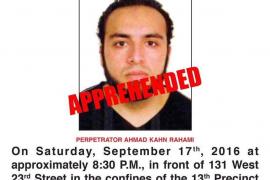 Declarado culpable el acusado de colocar bombas en Nueva York en 2016