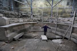 Israel descubre parte del Muro de las Lamentaciones oculto desde hace 1.700 años