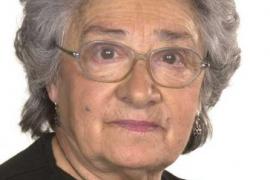 Muere Isabel Osca, la abuela Críspula  de 'Mis adorables vecinos'