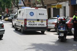 Arrestado por agredir a su mujer y dejarla inconsciente de un golpe en Palma
