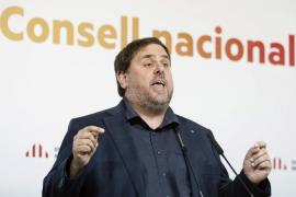 Junqueras: «Pedimos hablar y el PP responde con cárcel incondicional para Sànchez y Cuixart»