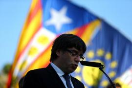 Puigdemont: «Pretenden encarcelar ideas pero nos fortalecen la necesidad de libertad»